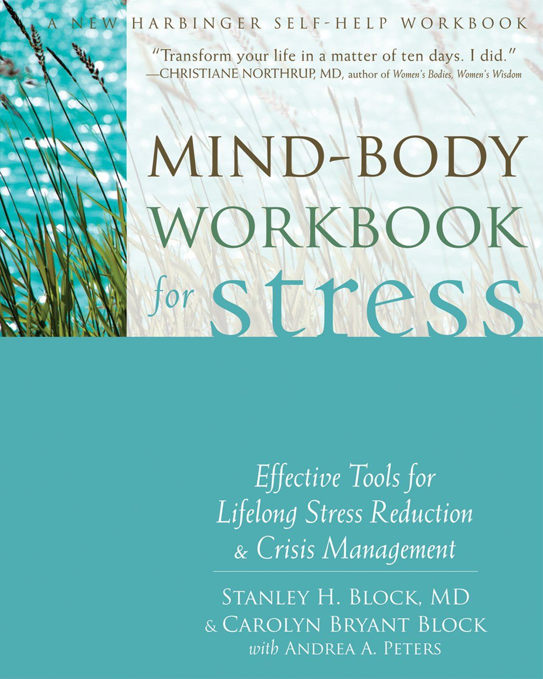 Mind Body Workbook For Stress Effective Tools For