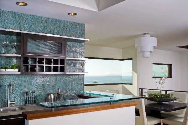 blue wall tiles kitchen ideas mosaic glass kitchen wall tile designs