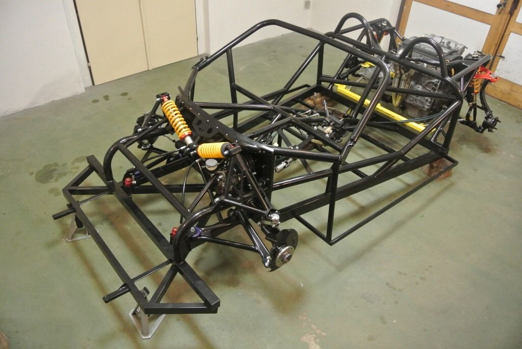 Go Karts Reno >> K 1 Attack H22 Reno Space Frame Cars Kit Cars