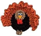 Turkey Fridgie Crafts | AllFreeCrafts.NET