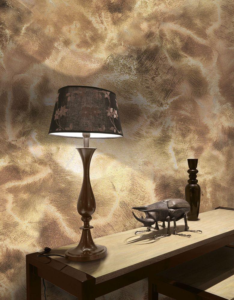 Wohnideen Wände Gestalten wandgestaltung als akzentwand keine tapete sondern handgemacht mit