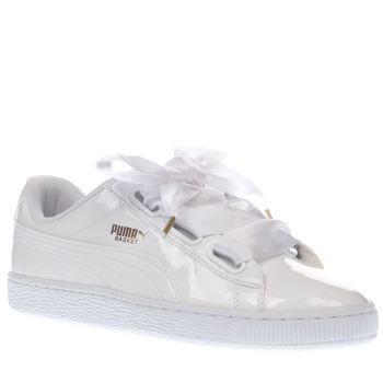 girls puma trainers