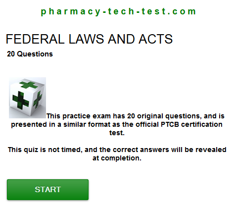 Free Pharmacy Tech Practice Tests | Ptcb | Pinterest | Pharmacy and ...