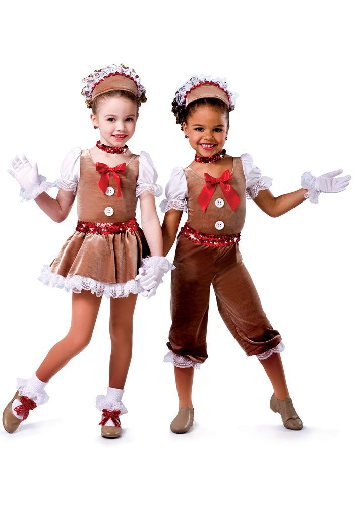 H111 - Knickers Gingerbread Girl