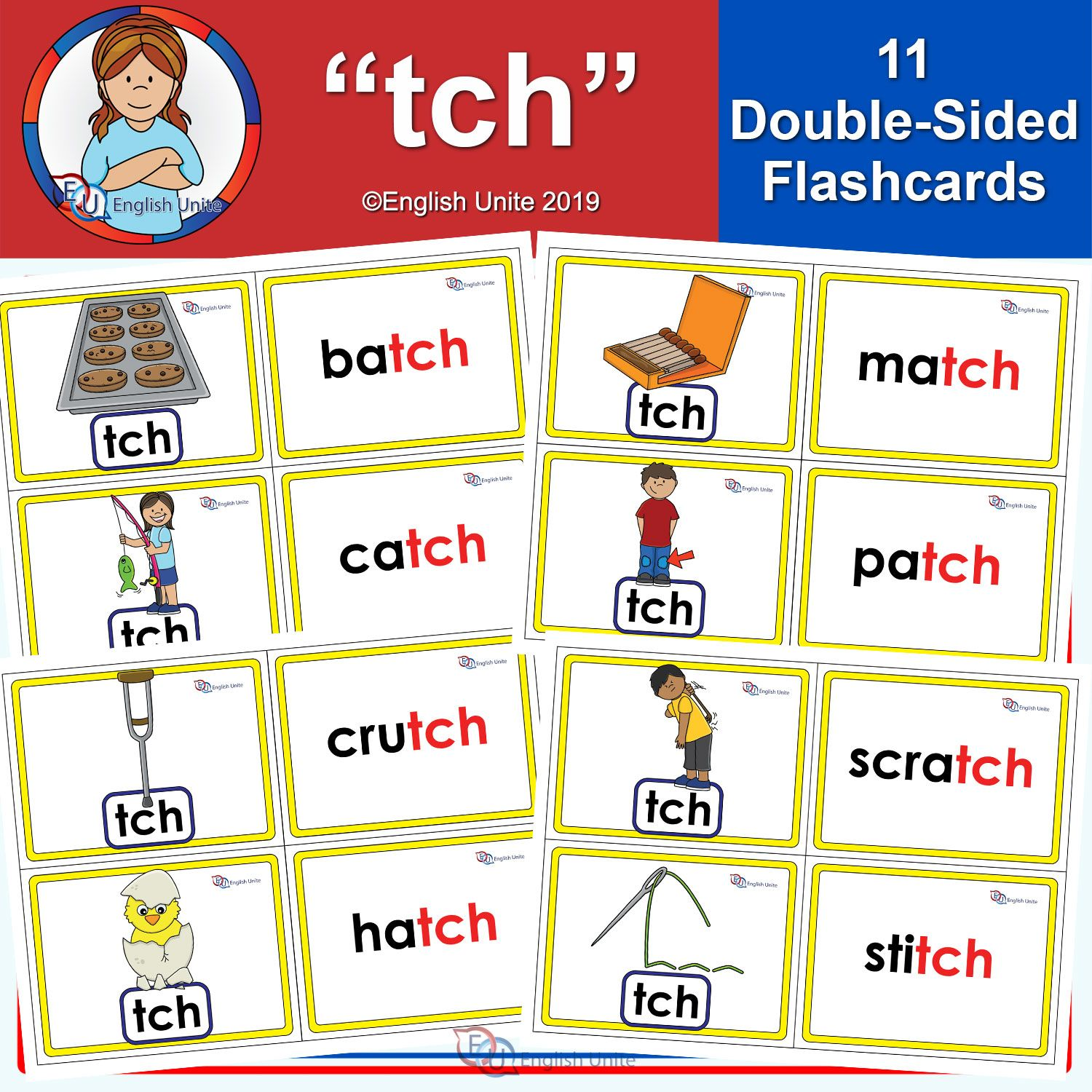 Tch Phonics Learning How To Read
