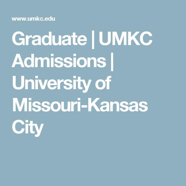 University Of Missouri-Kansas