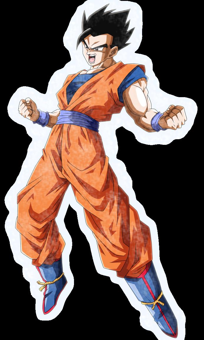 Potential Unleashed Gohan By Brusselthesaiyan Anime Dragon Ball Super Dragon Ball Goku Dragon Ball