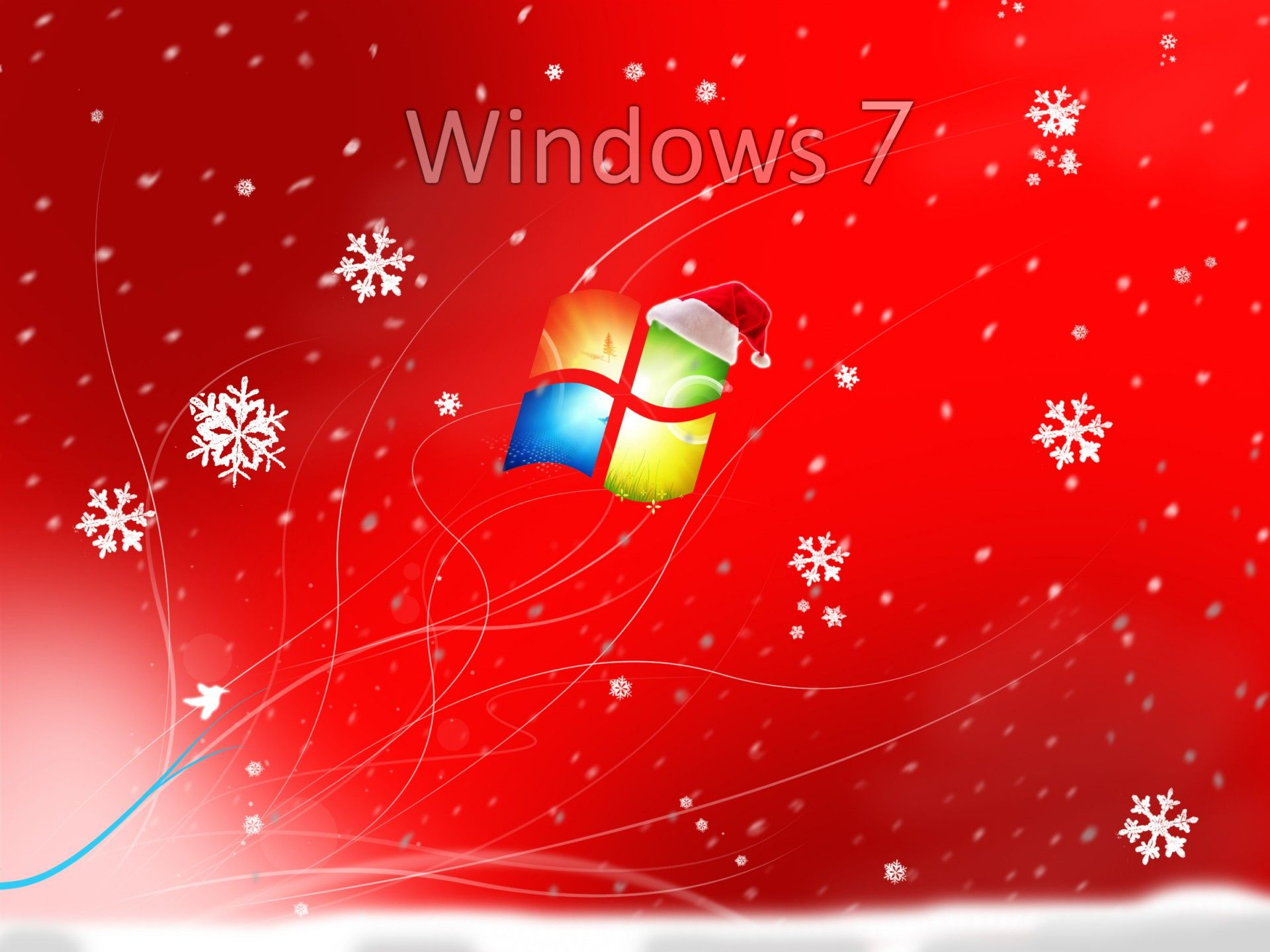 christmas wallpapers for windows 7 hd wallpaper | lugares para