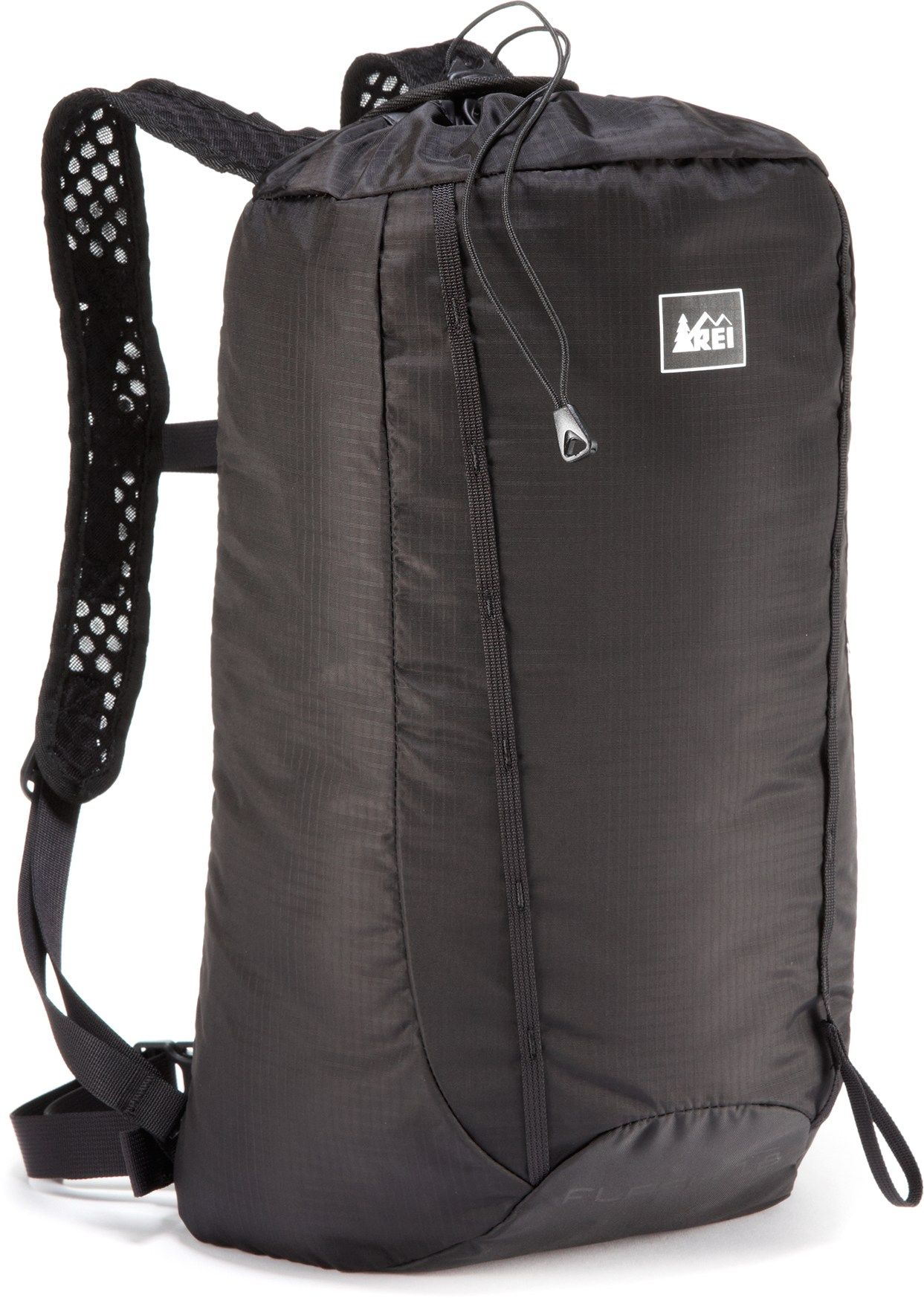 038add30856 REI Flash 18 Pack - Handy in town, on trails and for short hikes away from  basecamp, this little pack cleverly converts into a stuff sack when you  turn it ...
