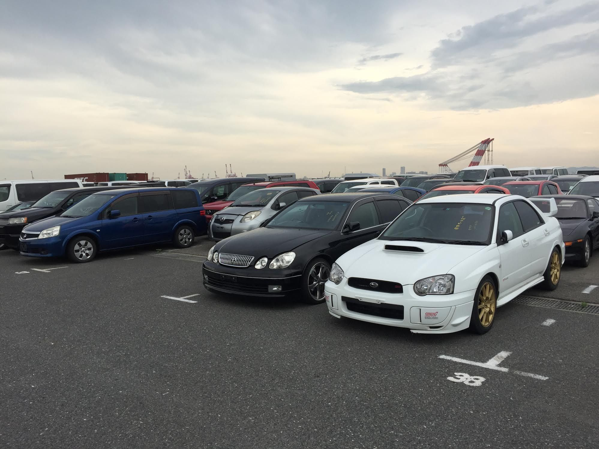 Japanese Auto Auctions Used Car And Truck Exporter All Japan