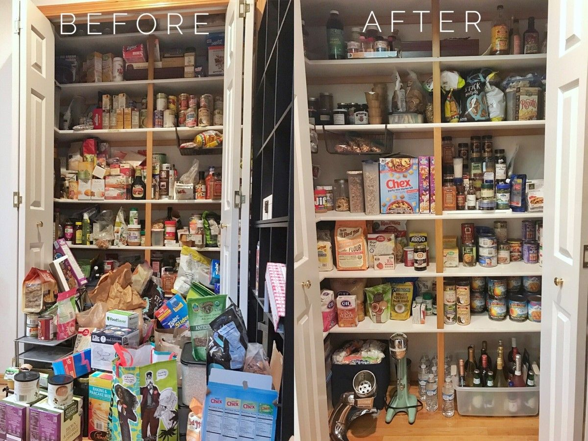 3 Strategies for Organizing Your Kitchen and Pantry