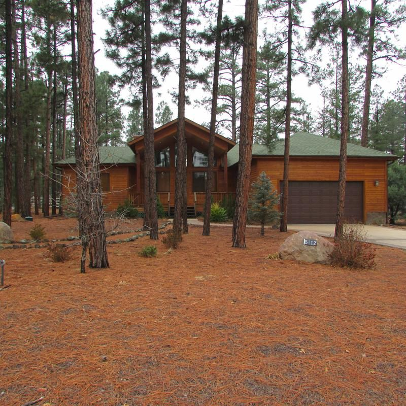 vacation rentals homeaway lakeside cabins pinetop rental luxury az cabin