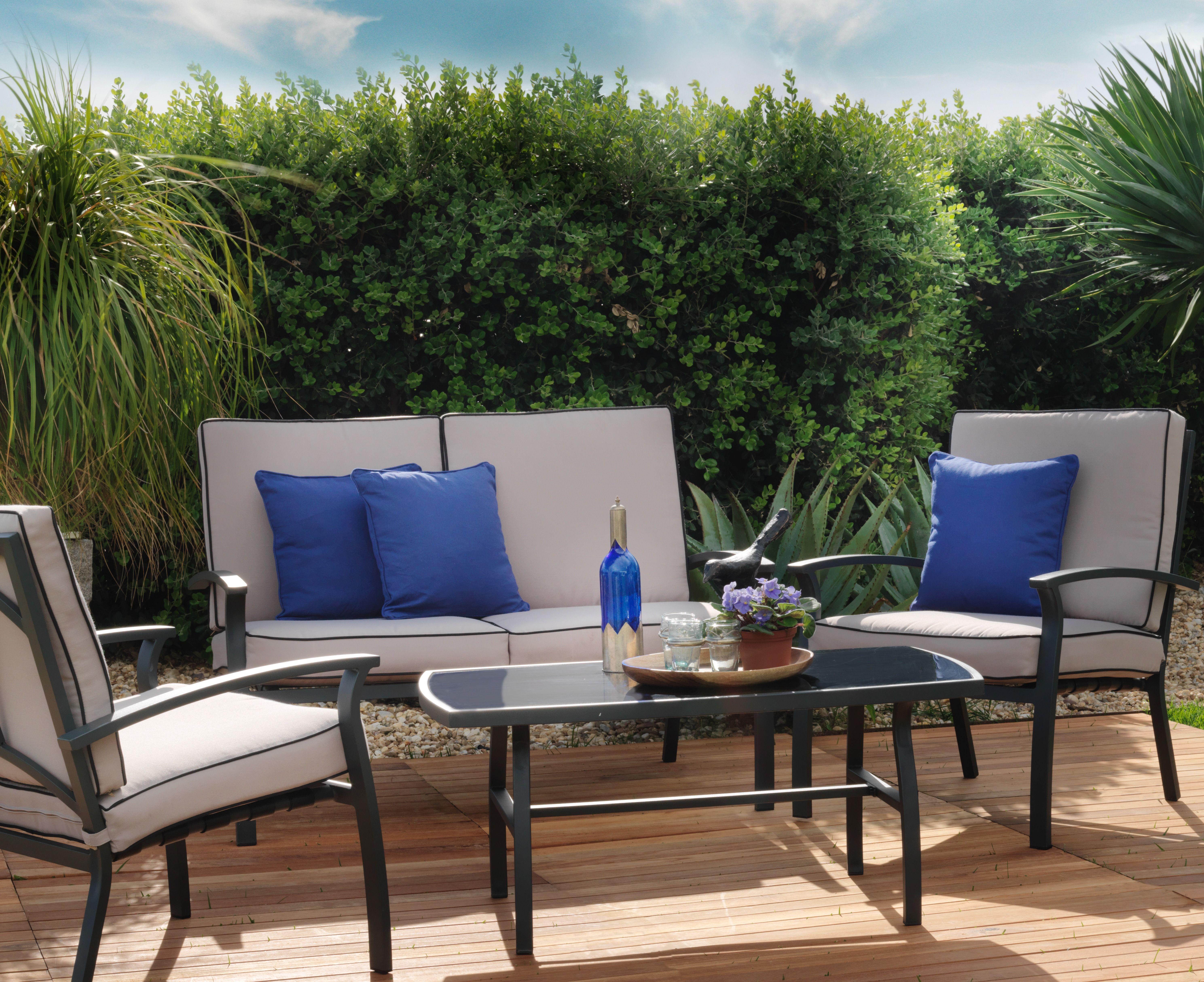 cojines para sillas de jardin aki