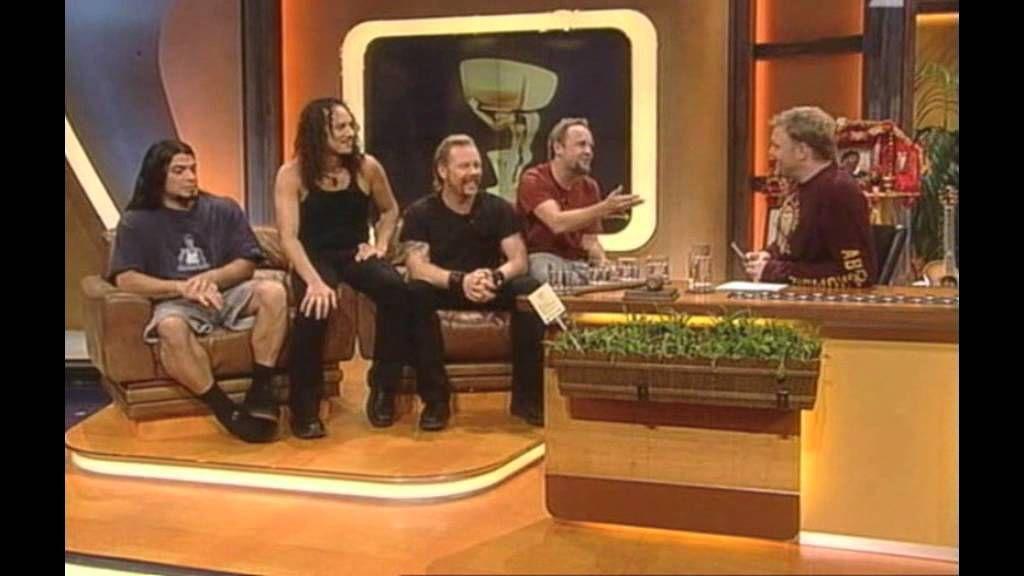 Funny Metallica Moments - Vol. 3