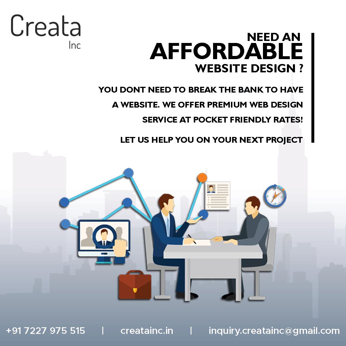 Need An Affordable Website Design Web Design Website Advertising Agency Nadiad A In 2020 Digital Marketing Quotes Social Media Design Digital Marketing Agency