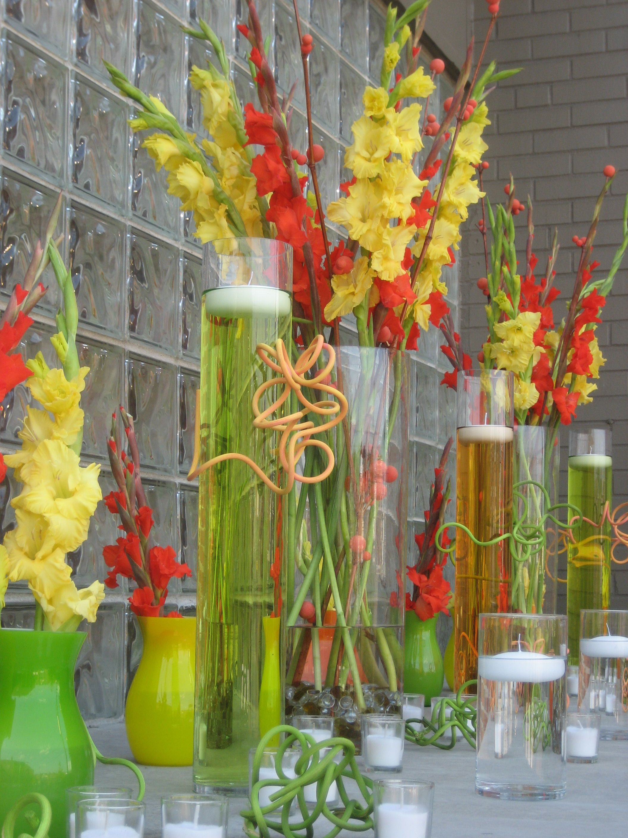 Love These Flowers Cool Colors Power To Gladiolus Not Just For