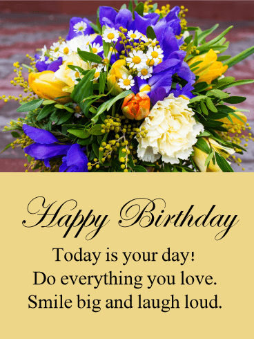 Happy Birthday Card To Loved Ones On Greeting Cards By Davia Its 100 Free And You Also Can Use Your Own Customized Calendar