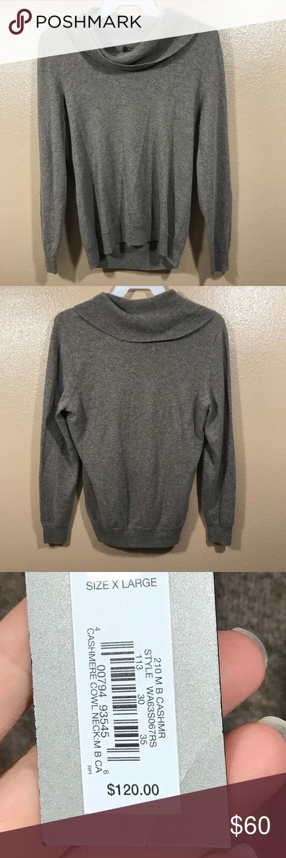 Apt 9 Cashmere Sweater Nwt In 2018 My Posh Picks Pinterest