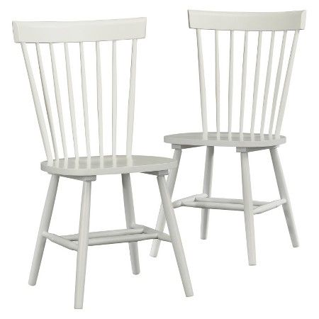 Cottage Road Spindle Back Dining Chair Set Of 2