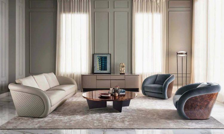 2019 Interior Design Trends Outstanding Brands To Look For Italian Furniture Design Luxury Furniture Brands Interior Design