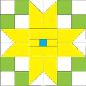 star flower quilt block pattern - Yahoo Image Search Results ... : star flower quilt block pattern - Adamdwight.com