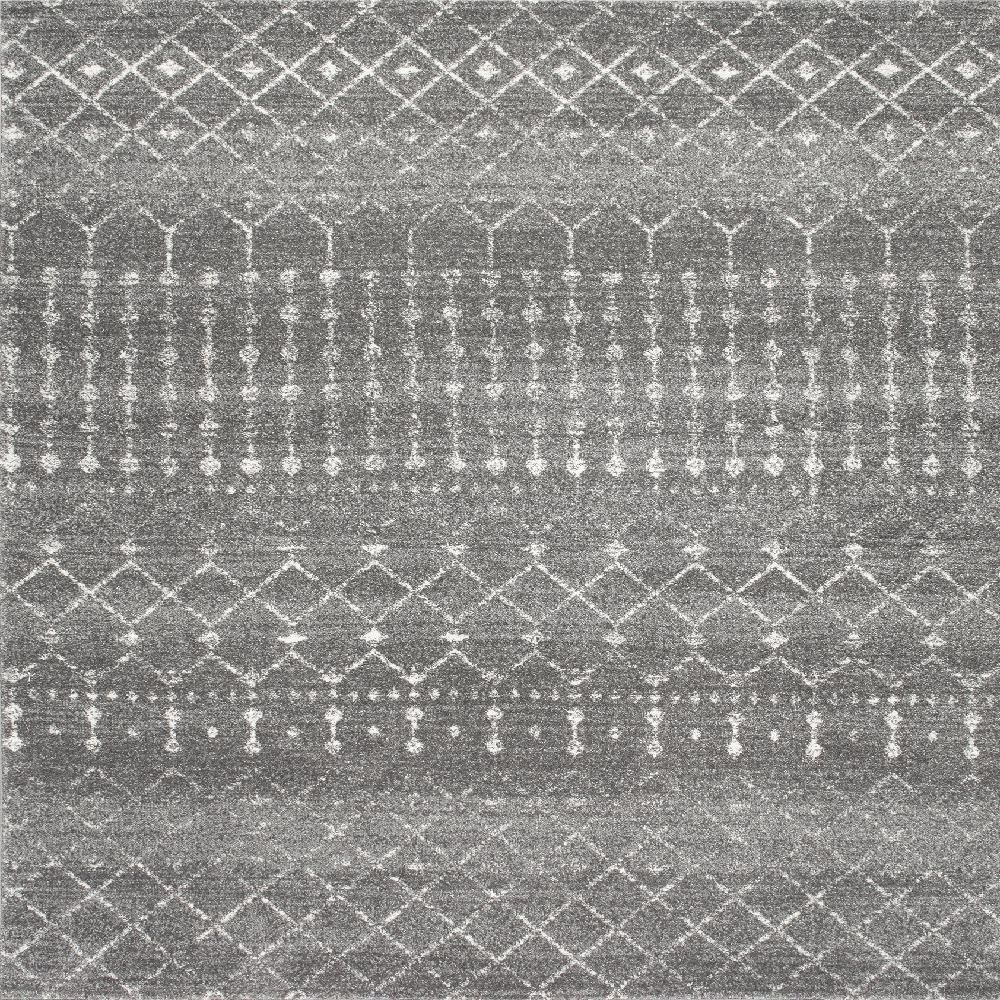 Nuloom Blythe Grey 5 Ft X 8 Ft Area Rug Products In