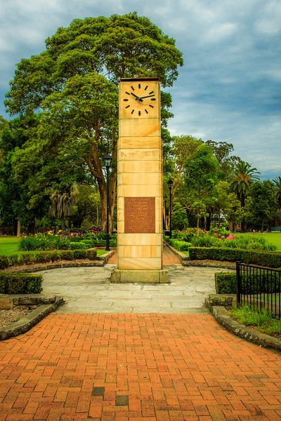 Scott Andrew Bird With Keywords Nsw Clock Parramatta