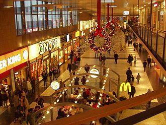 nordstan göteborg öppettider jul