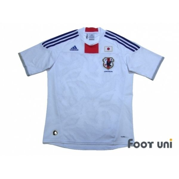 Photo1 Japan 2010 Away Shirt 2010 South Africa Fifa World Cup Japan Away Shirt Football Shirts Soccer Jerseys Vintage Classic Retro Online Store From Foo
