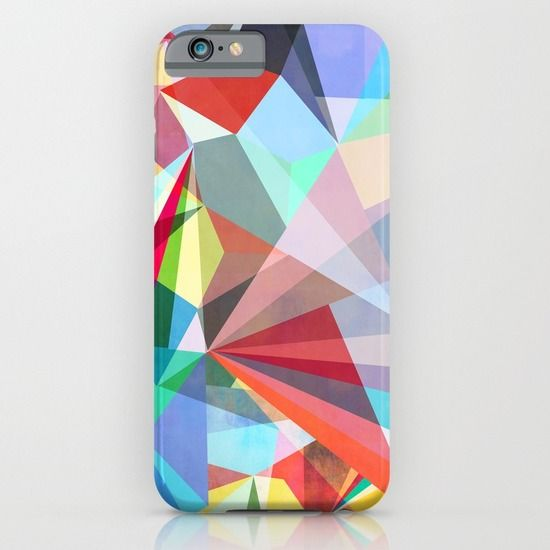 Colorflash+5+iPhone+&+iPod+Case+by+Mareike+Böhmer+Graphics+-+$35.00