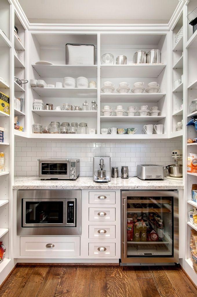 Planning A Butler\'s Pantry | Pantry-küche, Küchen design und Die küche
