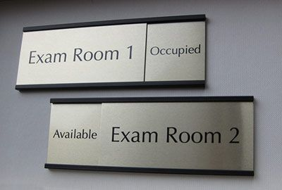 In Out Sliding Signs Amp Office Door Slider Signs Room