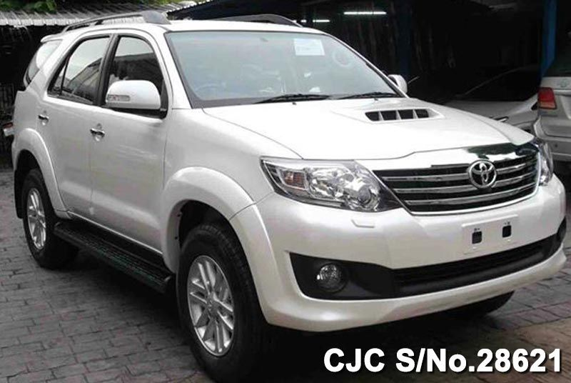 Brand New Toyota Fortuner For Sale  Turbo  3000cc Diesel