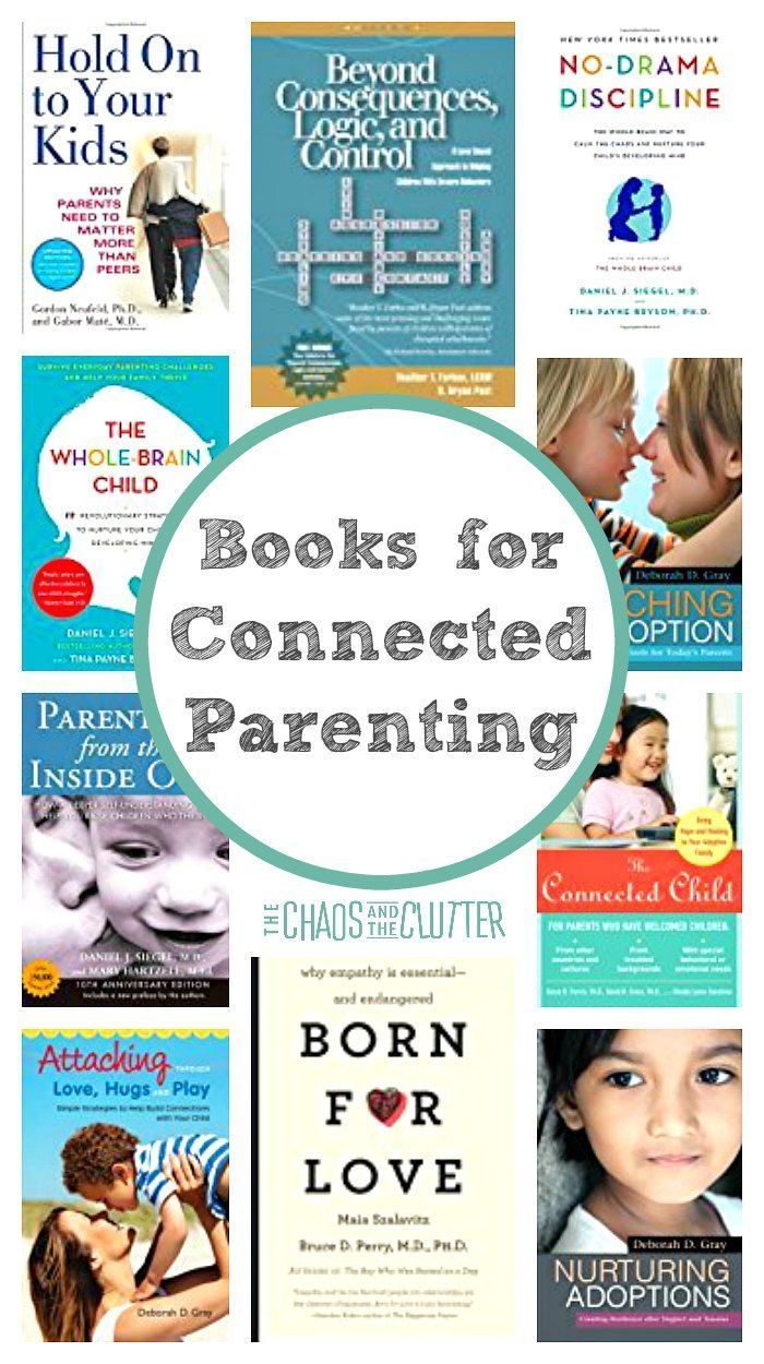 Photo of Books for Connected Parenting