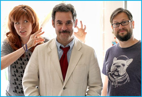 Check out Pop My Culture episode #122 with three-time guest Paul F. Tompkins!