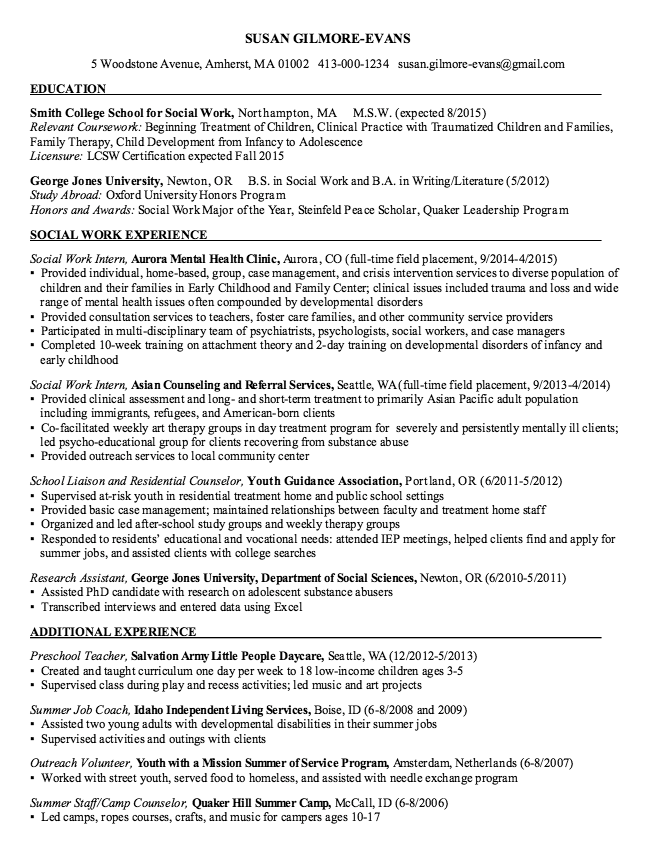 Outreach Volunteer Resume Sample httpresumesdesigncom
