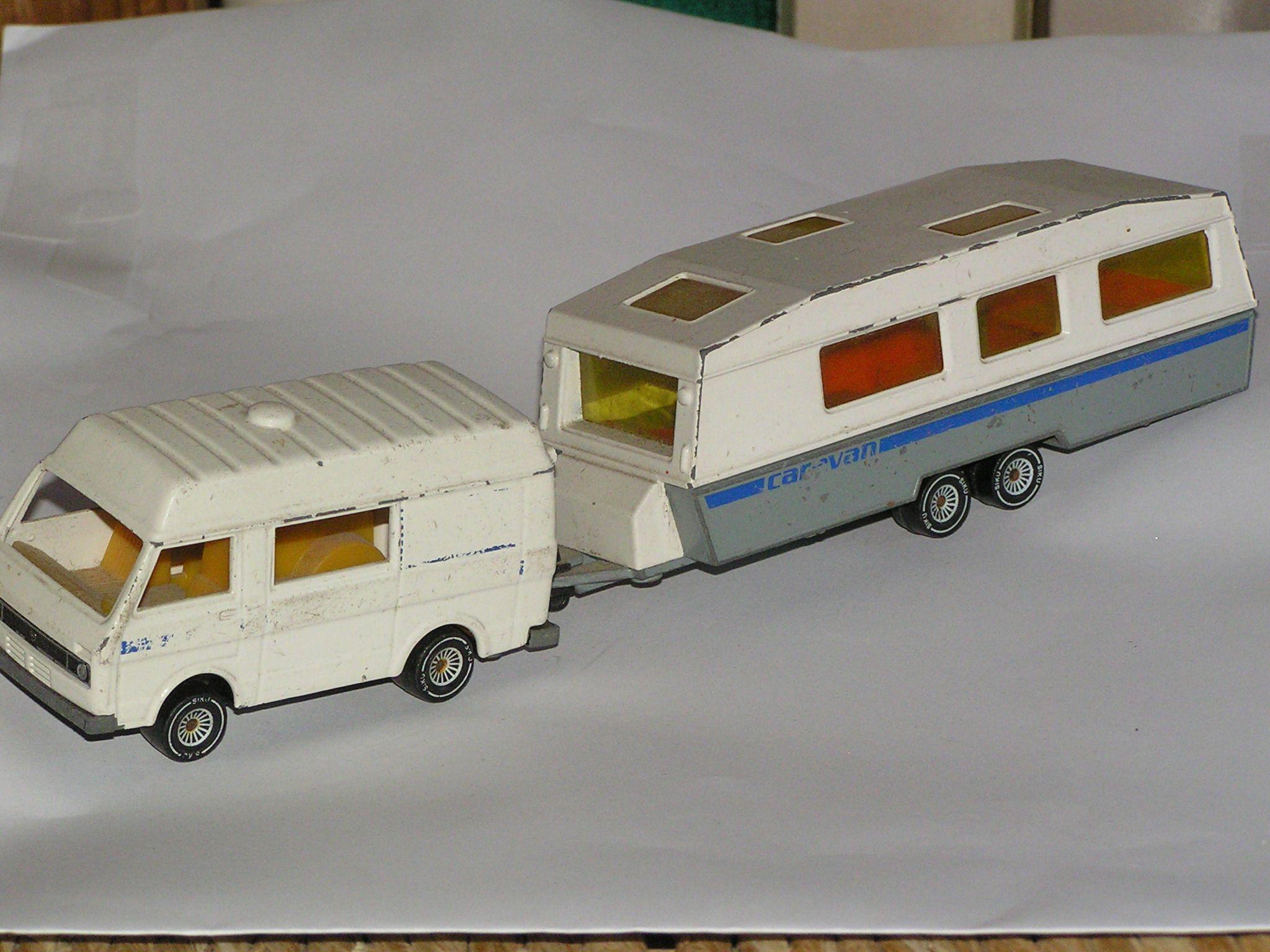 Auto Mit Wohnwagen Spielzeug
