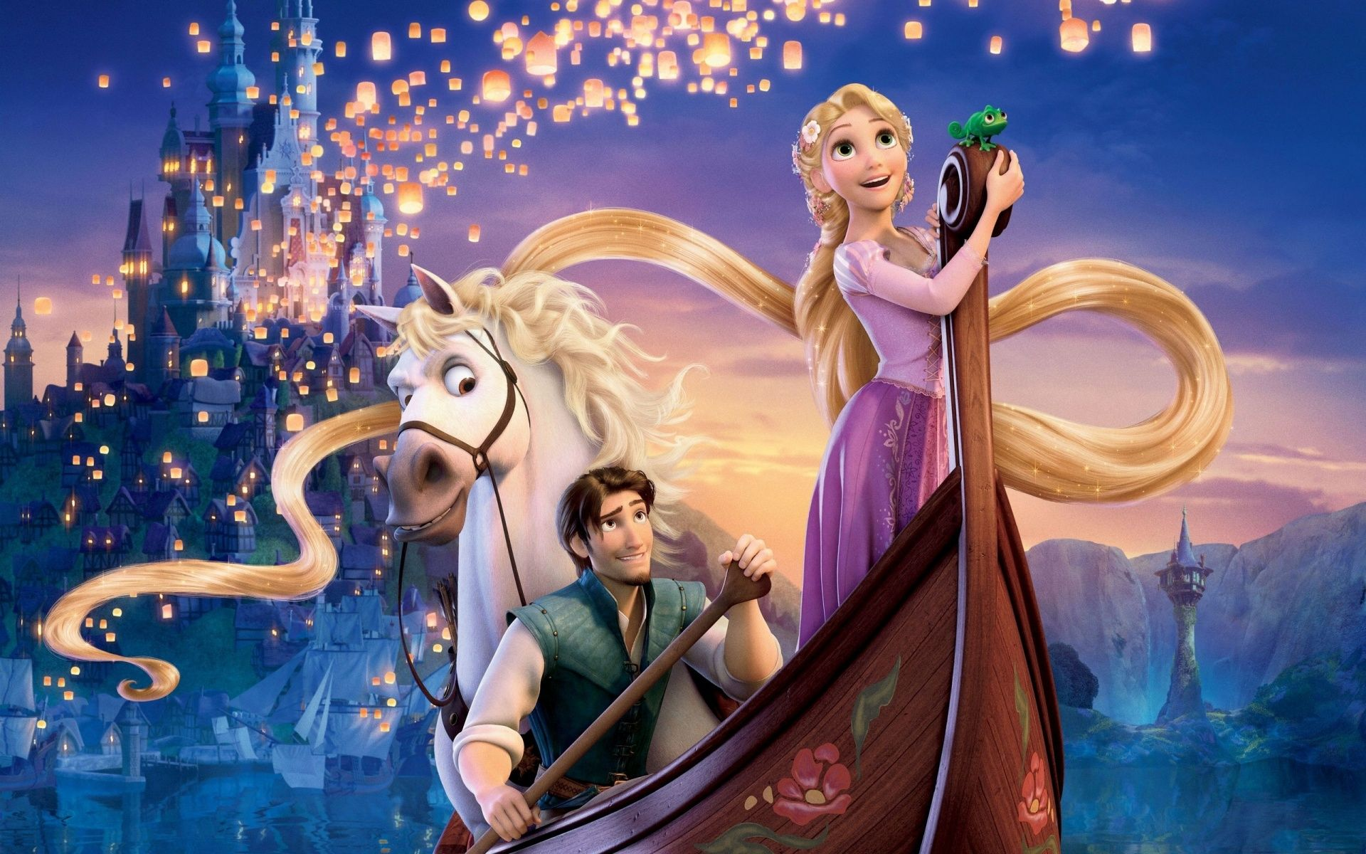 Movie Wallpapers High Resolution Disneys Resolution Tangled