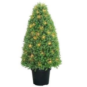 Decorative Urn Captivating 54 Indouble Cedar Spiral Tree With Decorative Urn And 150 Clear Review