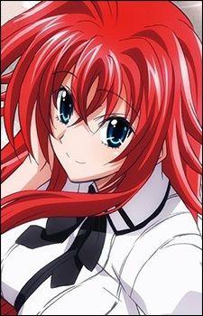 Rias gremory high school dxd rias gremory anime - Highschool dxd myanimelist ...