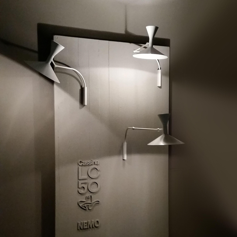 lampe de marseille mini design by le corbusier lc50. Black Bedroom Furniture Sets. Home Design Ideas