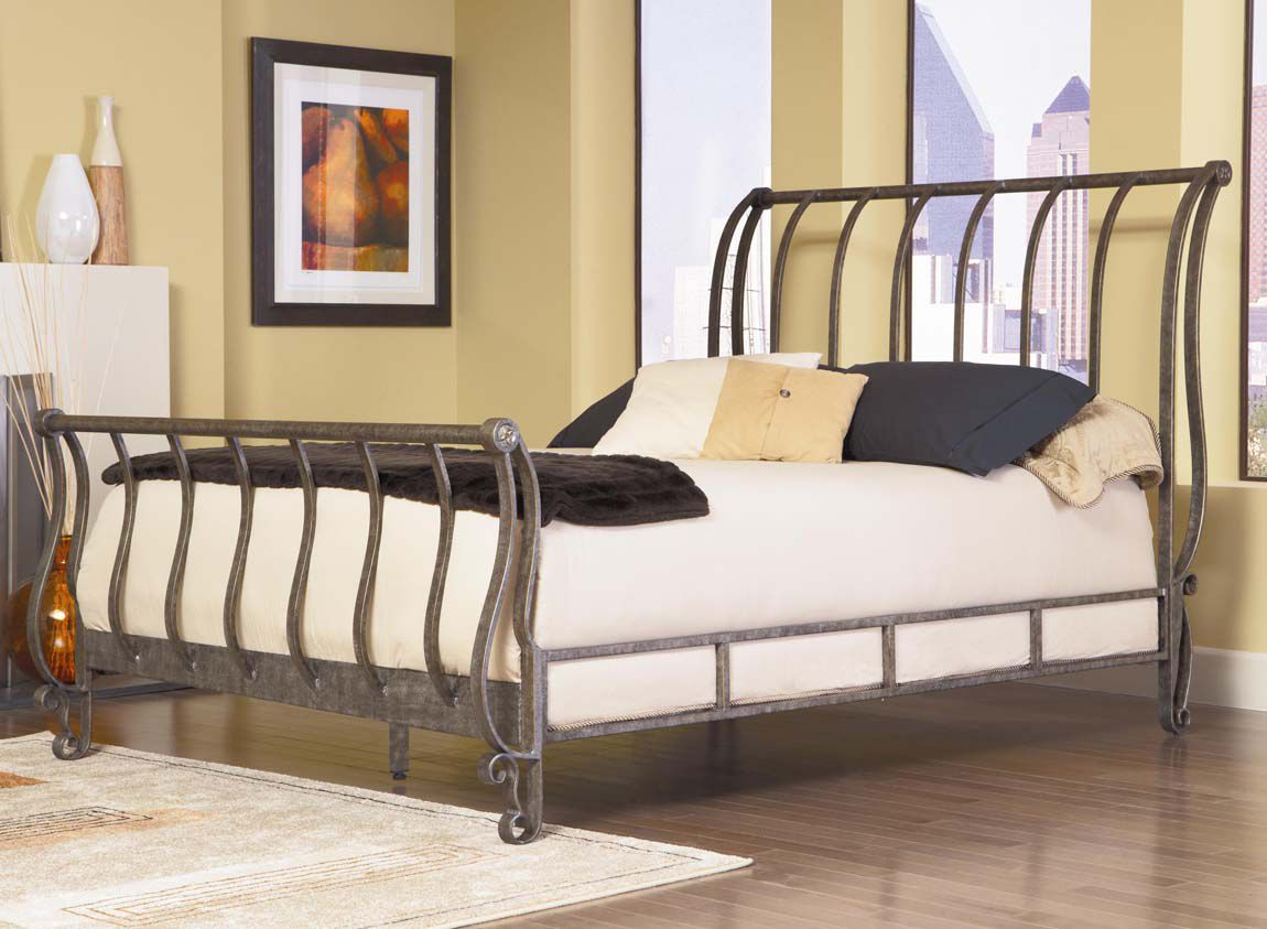 The Whistler Collection Queen Bed By Bayview