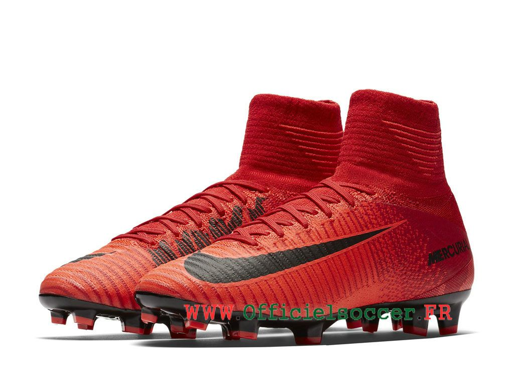 Nike Jr Mercurial Superfly V Dynamic Fit FG Chaussure de