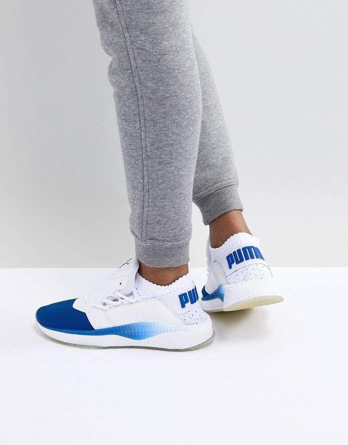 Puma Tsugi Shinsei Sneaker in Blue and