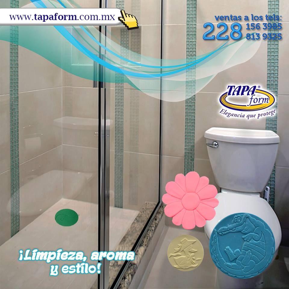 Las tapas para coladera de baños ayudan a evitar la salida de los malos  olores e 982832626bd1