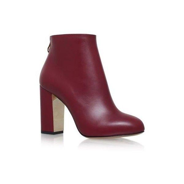 Charlotte Olympia Chunky heel ankle boots IZqLlRGWaq