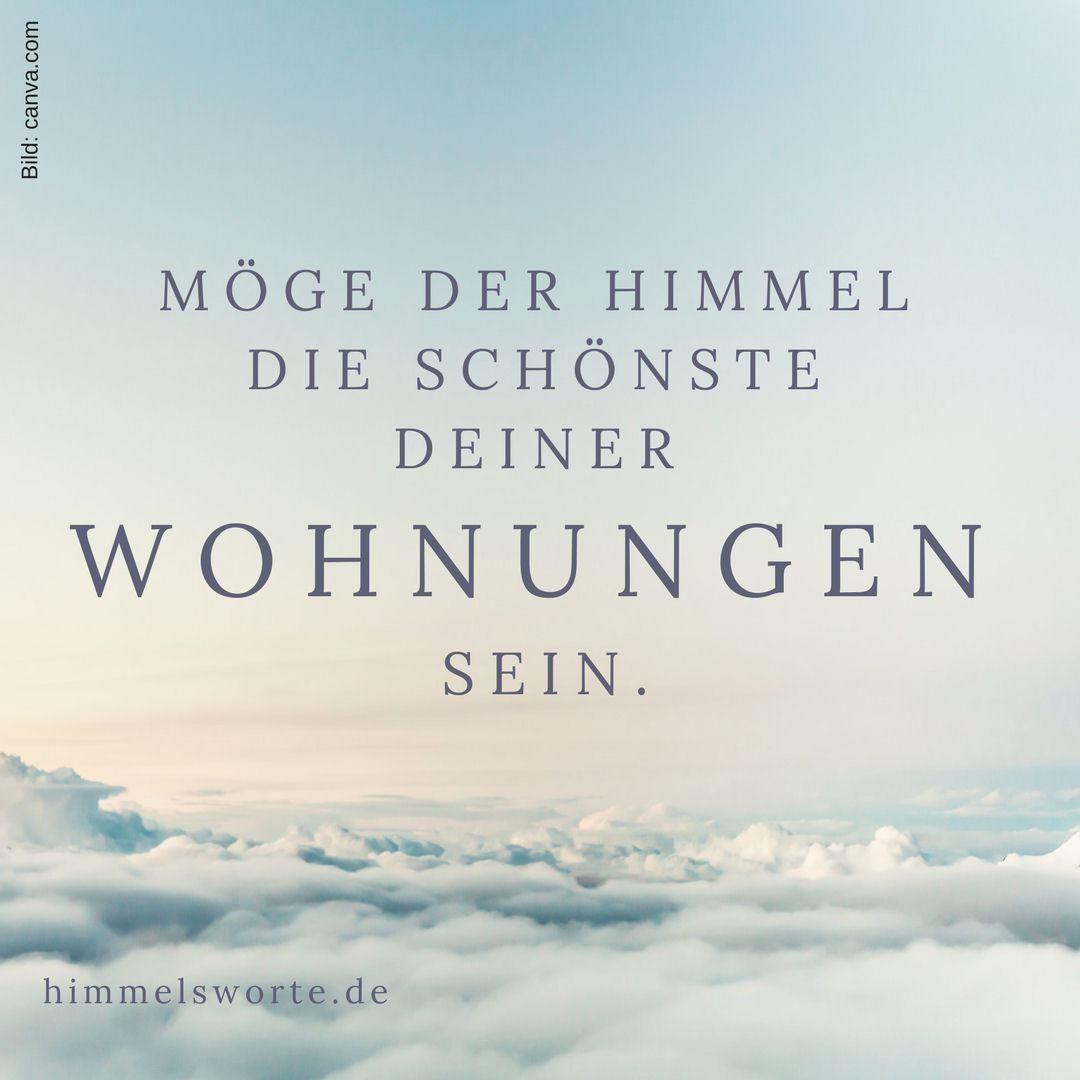 Himmelswort  Moge Der Himmel Schonste Deiner