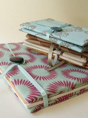 Fabric Folders