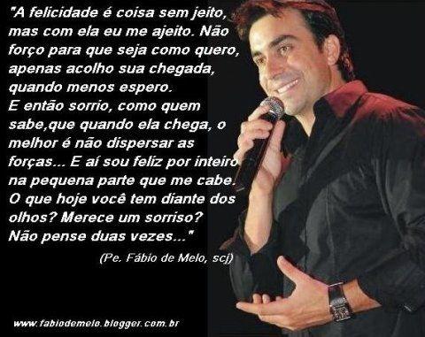 Fotos Do Padre Fabio De Melo Com Frases Pesquisa Google Poemas E