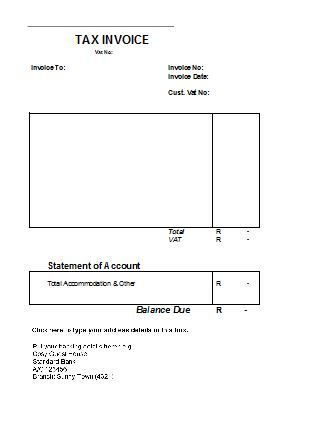 Invoice Template 13 Invoice Template For Easier Use Free